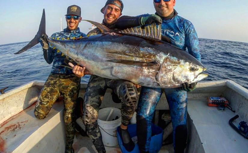 April 5-8 Tuna Trip