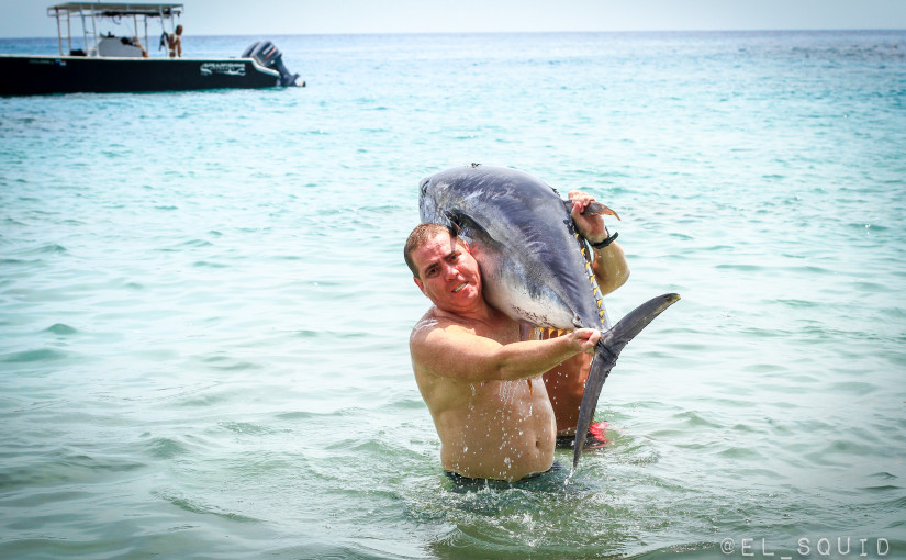 April 26-30 Tuna Trip